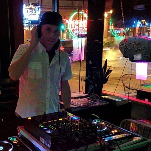 DJ Eddie Black, photo 1